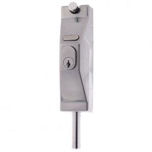 ADI 5004 lockable bolt, silver
