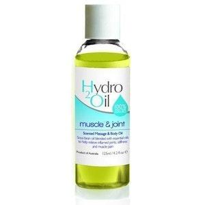 Caronlab Hydro 2 Oil Massage Oil Muscle & Joint 125ml Moisturising Non Greasy