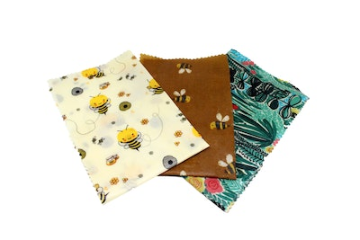 Envirocask Beeswax Wraps - 3 Pack