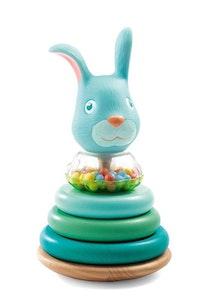 DJECO - Cascarott Bunny Stacker