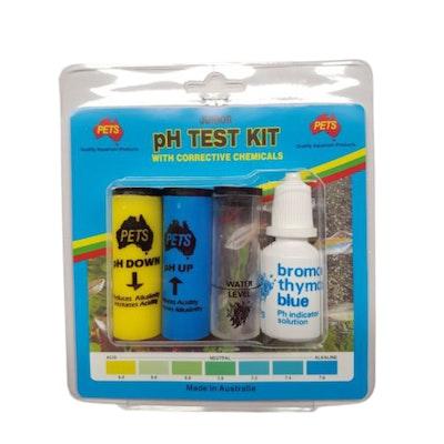 Ph Test Kit Junior Carded