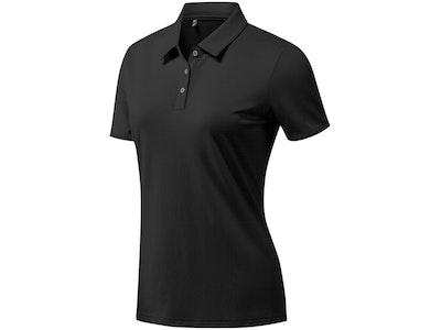 Adidas Tournament SS Polo - Women's Black