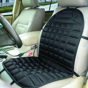 Heated Seat Cushion With Winter Warmer Pad - 12V