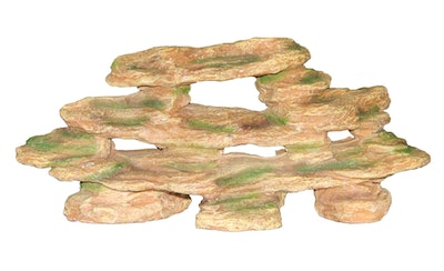 URS Mossy Rock w/ Holes Reptile Accessory - 3 Sizes