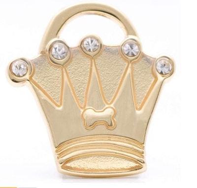 Hamish McBeth Mini Crown Pet ID Tag