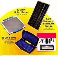 Solar aids battery power, but keep your balanced systems
