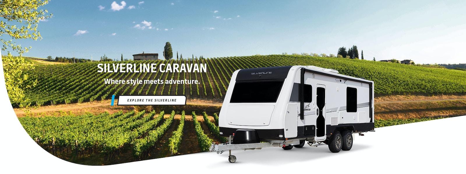 Silverline Caravans