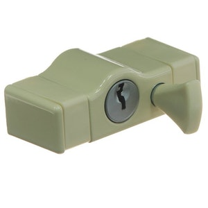 Whitco Sash Window Lock-Primrose W2205319C4