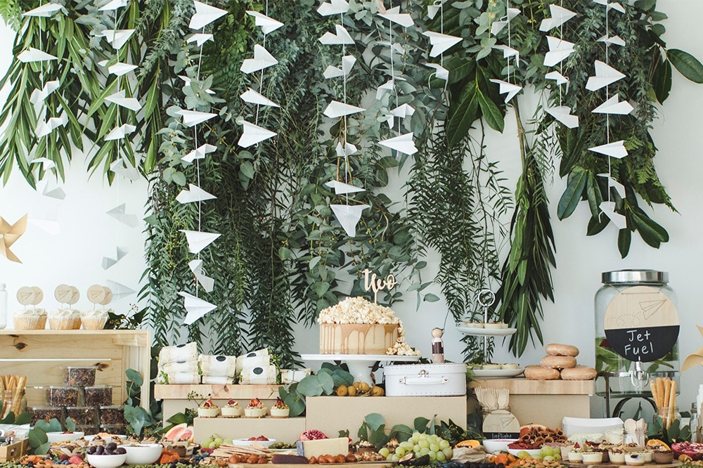 Paper Plane Party | Get Inspired with Honeypunch