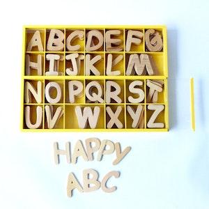 Babyhood Alphabet Letter Pack