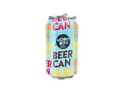 Moon Dog Beer Can Tropical Lager Can 330mL