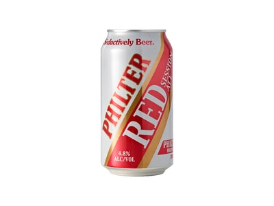 Philter Red Session Ale 375mL