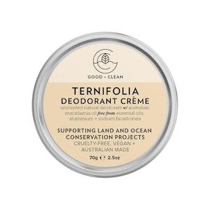 Good & Clean Ternifolia Deodorant Crème
