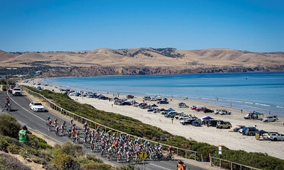 Santos Festival of Cycling: Stage Three Results