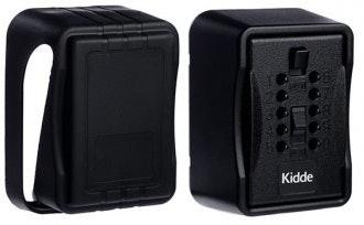 Kidde S7 Key Safe Pro 7 key capacity in Black colour