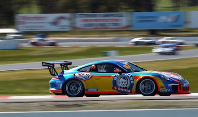 Porsche Michelin GT3 Cup Series: Round 5, Winton Motor Raceway, 31 Aug - 2 Sep 2018