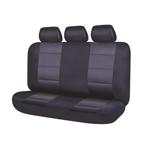 Universal El Toro Series Ii Rear Seat Covers Size 06/08H | Black/Grey