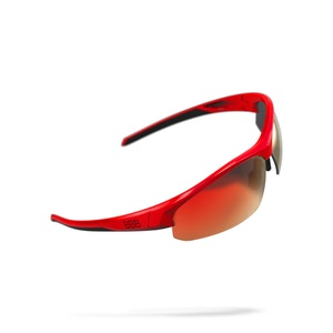 BBB Impress Sport Glasses - Red  - BSG-58 / 2973255813