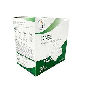 KN95 Face Mask (2 x 25 Masks Boxes) / 50 Masks in total
