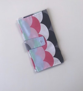 Cloud Favourites Handmade Nappy Wallet