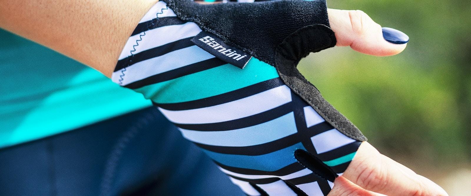 Santini Women's Raggio Gloves