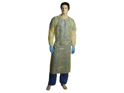 Isolation Gown (5 Gown Pack)