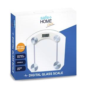 Safe Home Care Digital Glass Scale