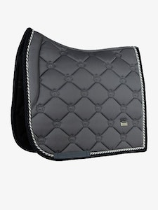 PS OF Sweden Anthracite Saddle Pad