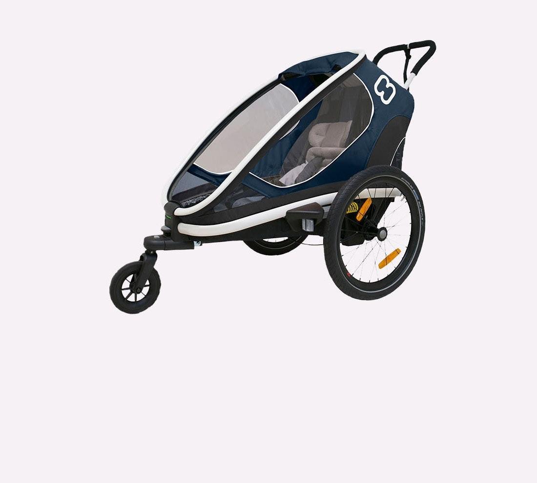 hamax-outback-one bike trailer