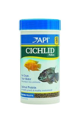 API Cichlid Pellets 120G
