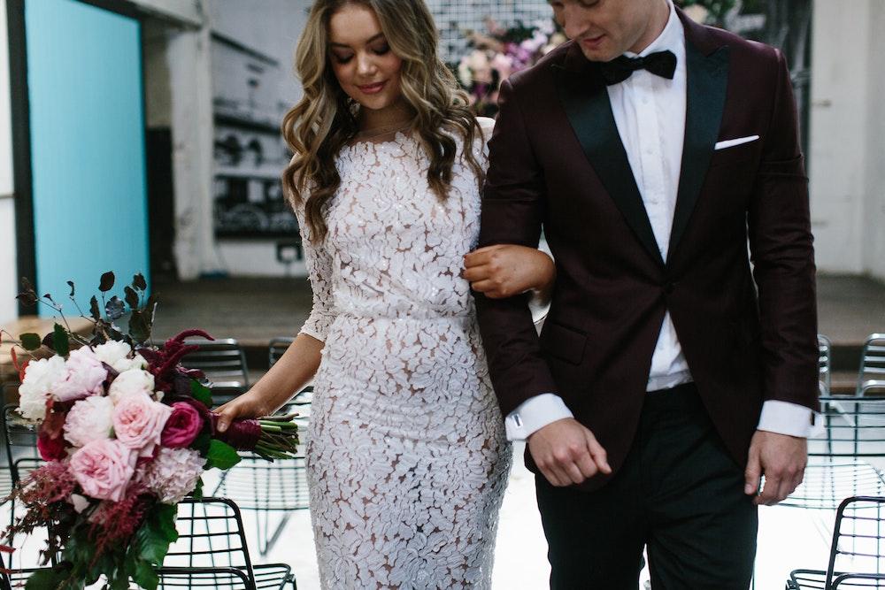 Wedding Dress Indie Wedding