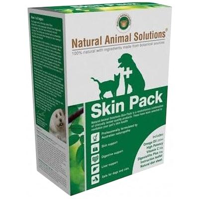 Natural Animal Solutions Nas Skin Pack Animal Skin Supplement