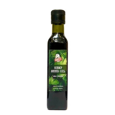 Bugsy's Pet Supplies SUPPLEMENTS | Edible Hemp Seed Oil (Cannabis Sativa Cold Pressed) for Arthritis