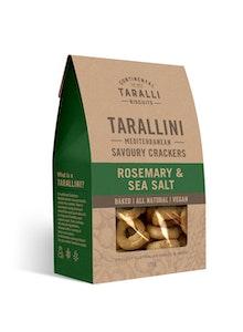 Tarallini - Rosemary & Sea Salt 125g