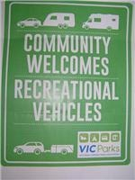 VicParks launches free Community Welcomes Recreational Vehicles program for Local Government Authorities