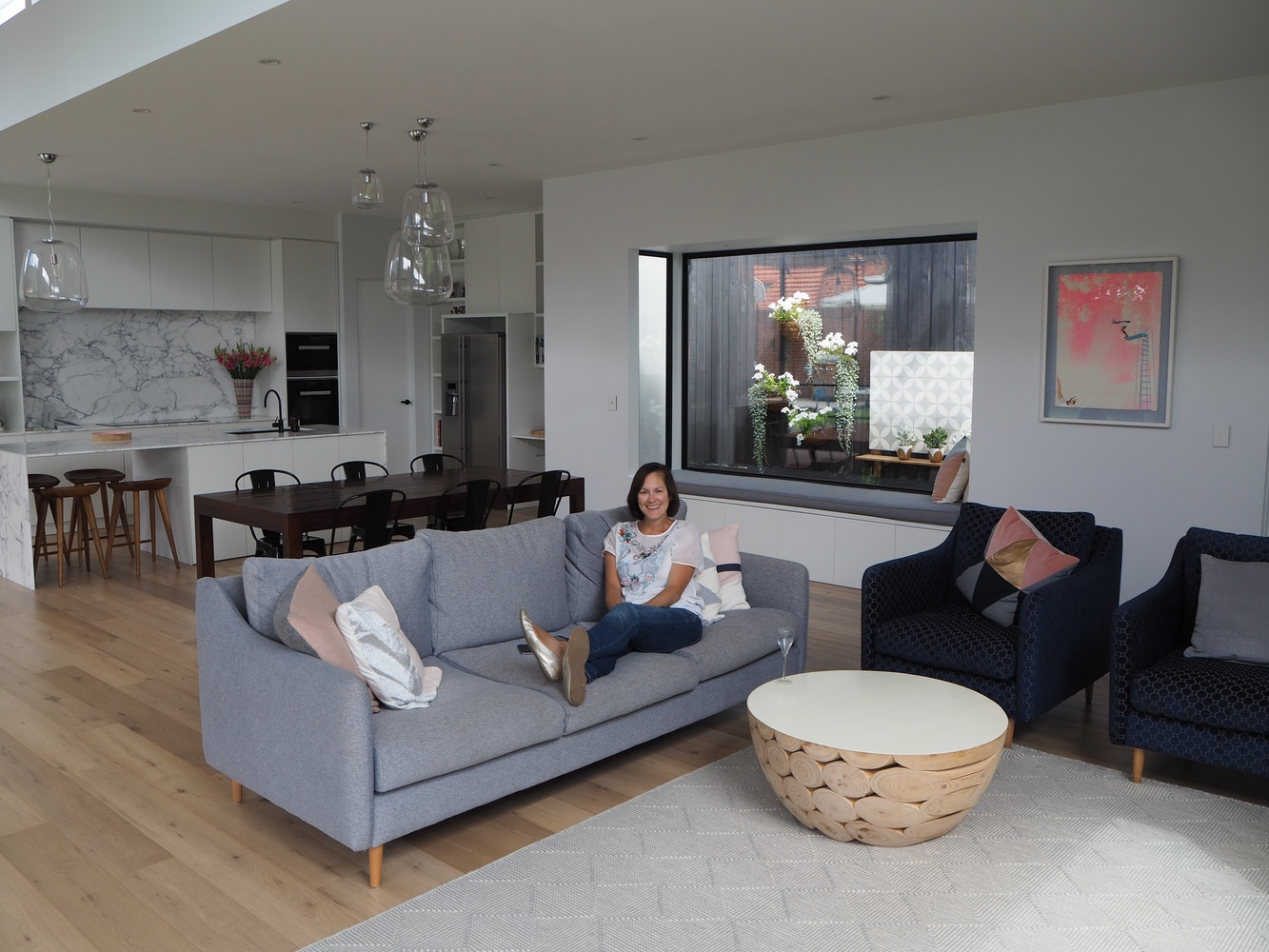 Introducing Interior Decorator Anna Wood of Wood Design Co.