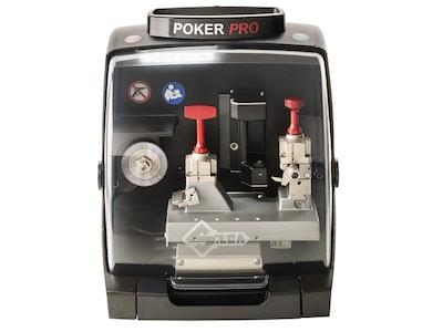 Silca Poker Pro automatic key duplicating machine