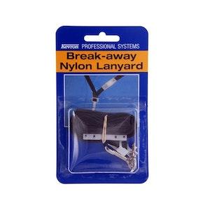 Kevron ID1018 Braided Break-Away Lanyard