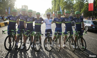ORICA-BikeExchange at the Tour de France: Highs and lows