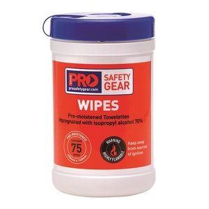 Pro Choice Safety Gear Wipes