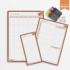 Everyday Essential Planner Bundle