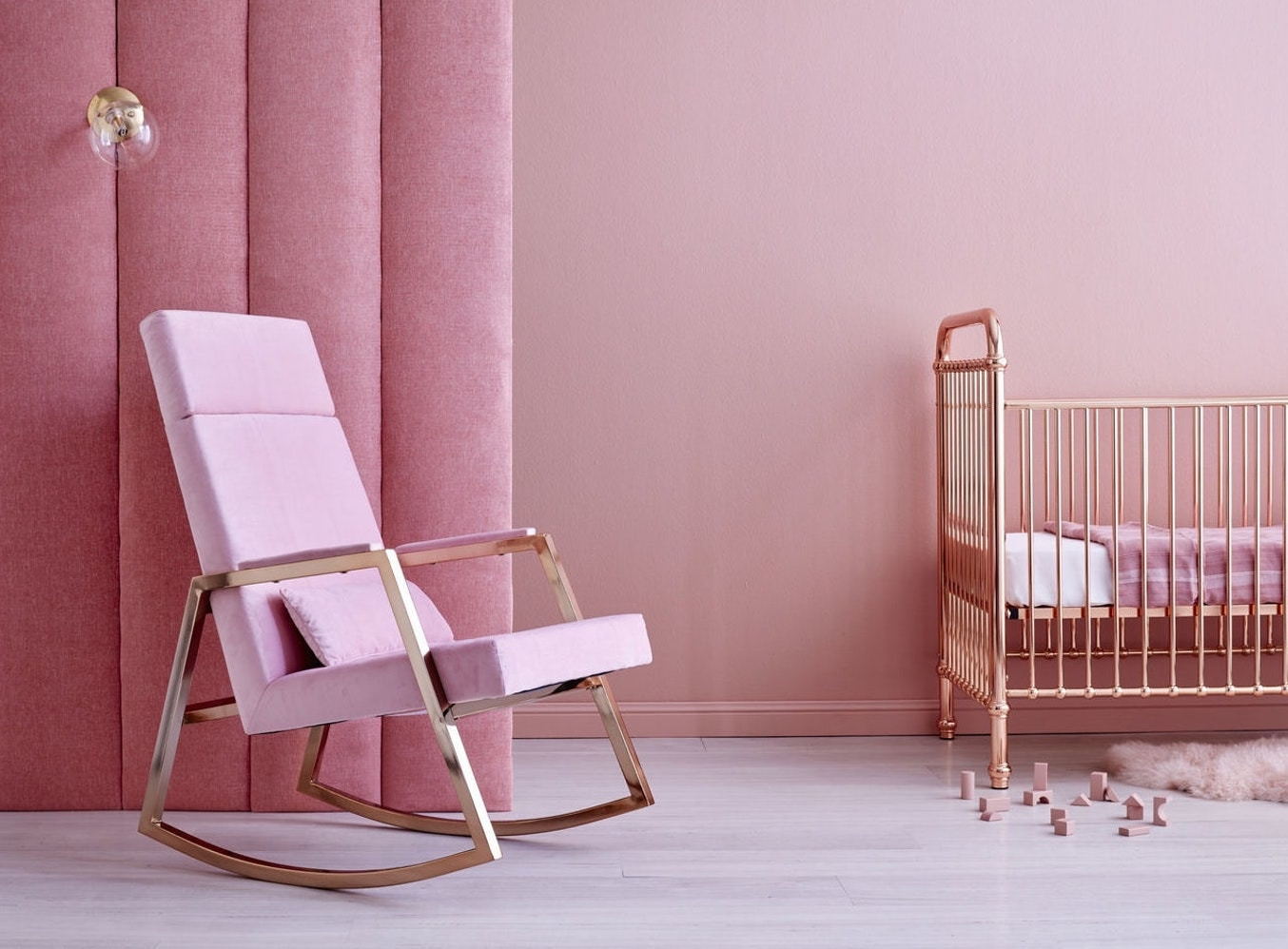 Hey, Baby: Designing a Beautiful Baby Nursery