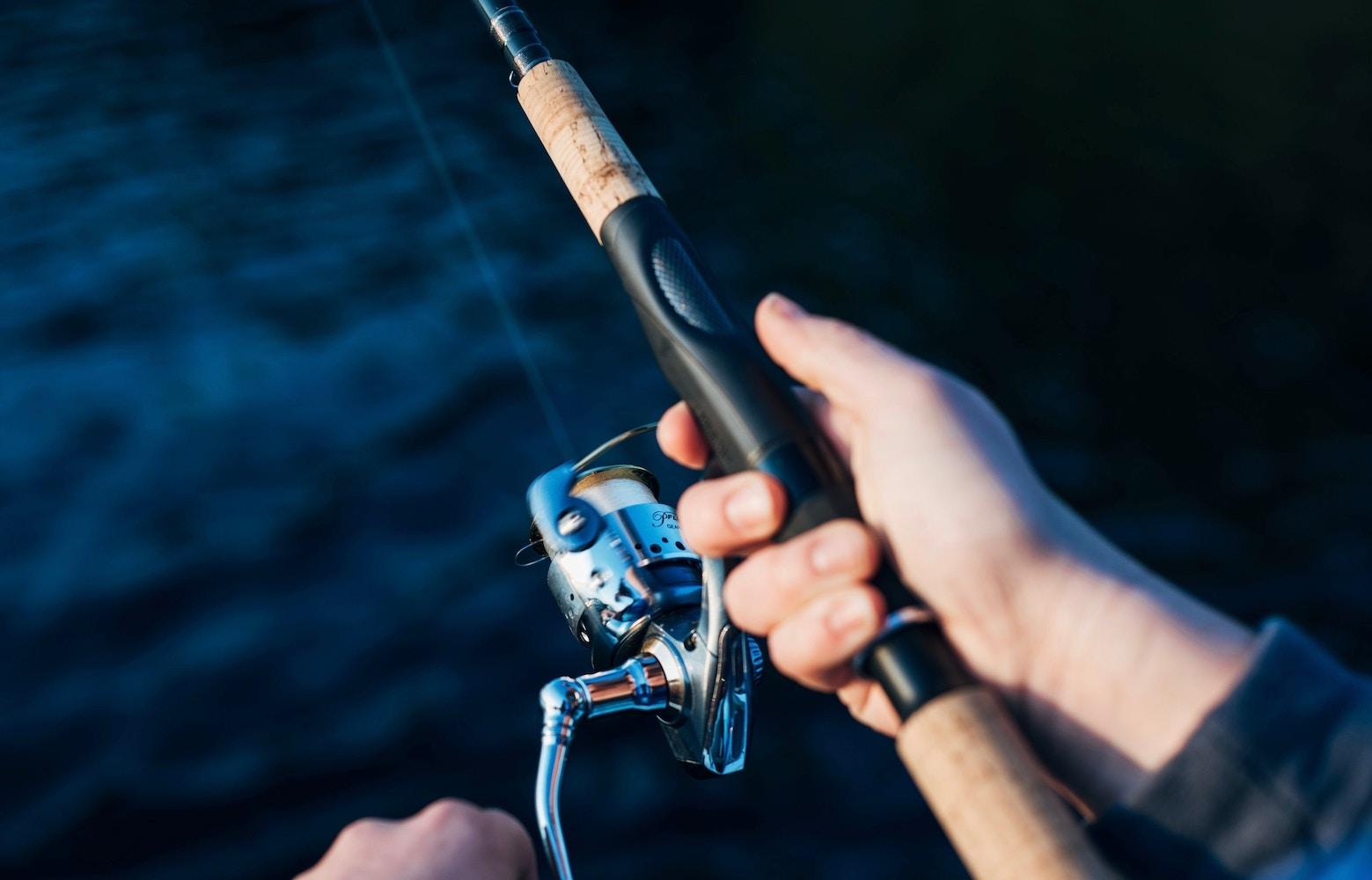 Introducing Fishing Innovator Talbot Kennedy & HandiAccessories