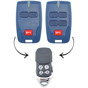 Remote Pro BFT B RCB 0678 Compatible Remote