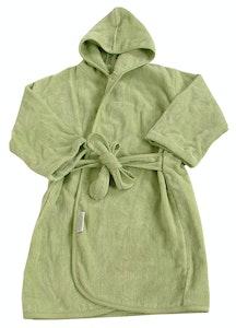 Silly Billyz Sage Organic Mini-Me Bath Robe