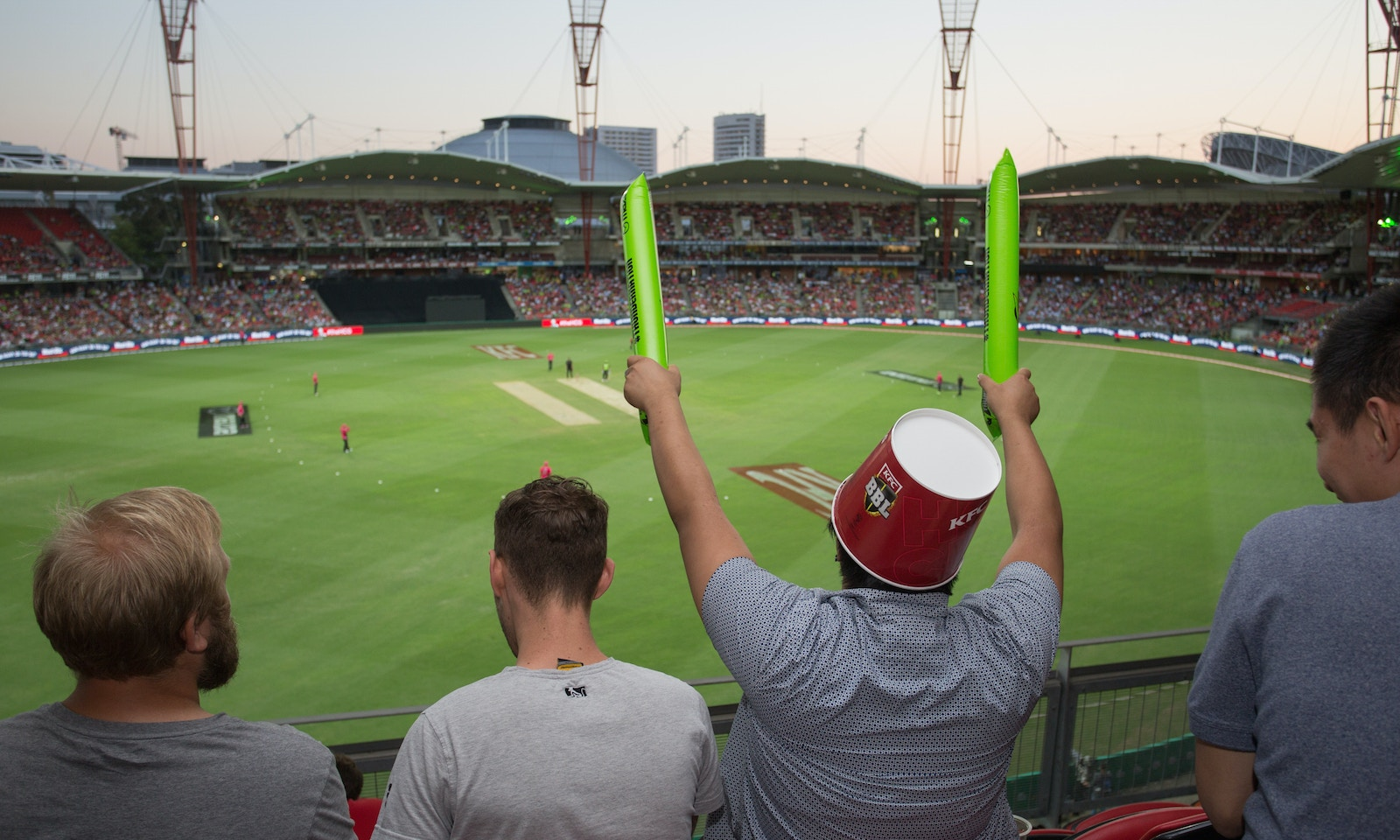 Big Bash League 2018/19 Season; Sydney Thunder Hospitality
