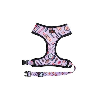 Pepper & Murphy's Ladies Night Reversible Dog Harness