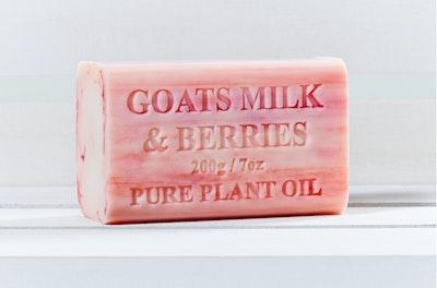 Berry Goat's Milk Soap
