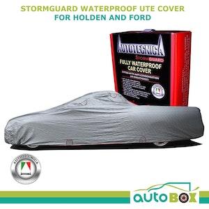Holden HR HT HQ HZ VY VZ VE VF UTE Storm Guard Car Cover Waterproof Plush Fleece