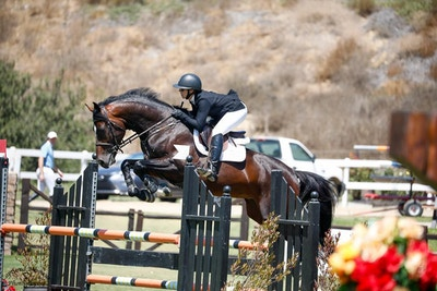 Cassie Frost: Penny Pincher Turned Professional Show Jumper